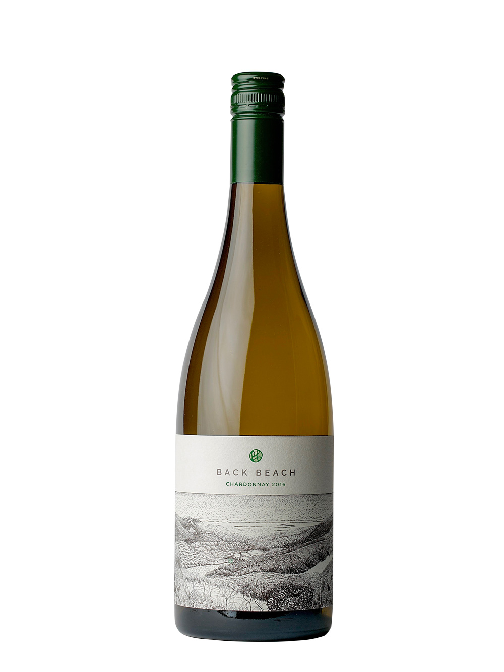 2016 Back Beach Chardonnay